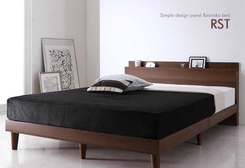 今売れてる人気商品-すのこベッド